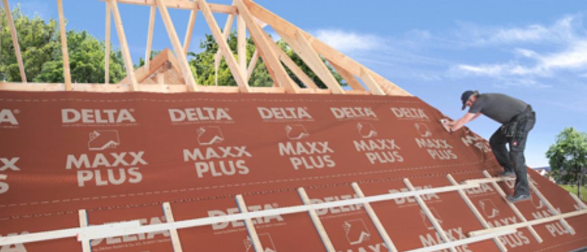Najnovšia generácia obľúbenej podstrešnej fólie DELTA®-MAXX PLUS