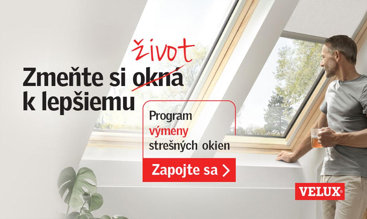 Ako ušetriť? Vymeňte si pred zimou strešné okná.